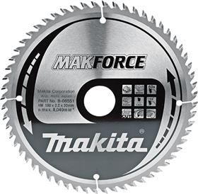 TCT MAKForce žagin list 190X30mm - B-08551