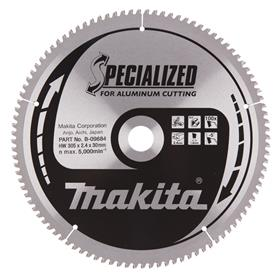 TCT Specialized žagin list za alu 305x30mm 100zob - B-09684
